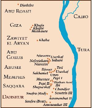 Giza On Line Old Kingdom Dynasties