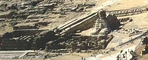 Giza pyramid carbon dating